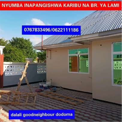 TWO IN ONE APPARTMENTS FOR RENT AT ILAZO DODOMA image 1
