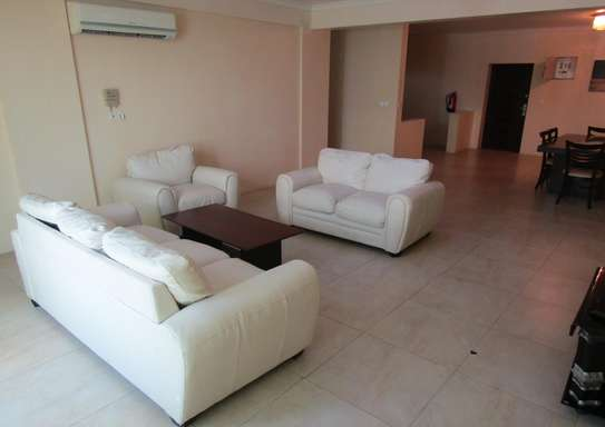 3 Bedroom Luxury Apartment with Sea View in Kisutu