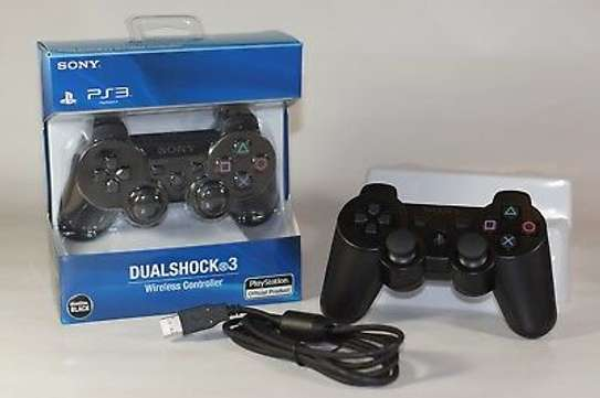 PS3 CONTROLLERS WITH CHARGING CABLE