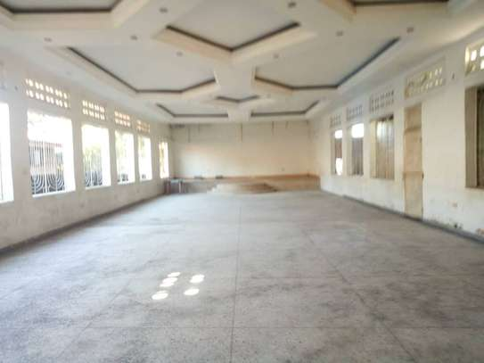 buil plot for rent ideal for hospital, lodge, office at sinza shekilango image 4