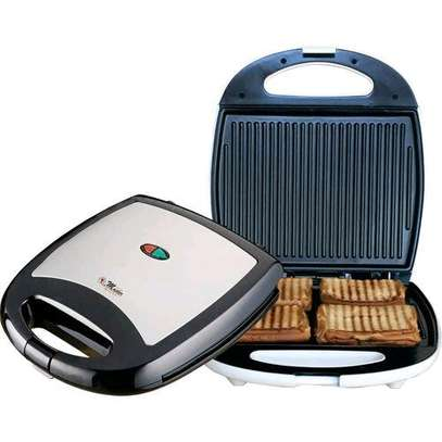 BRAND NEW ELECTRO MASTER WAFFLE GRILL MAKER....75,000/= Tzs. image 3