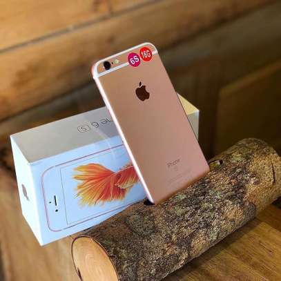 iPhone 6s Rose Gold image 1