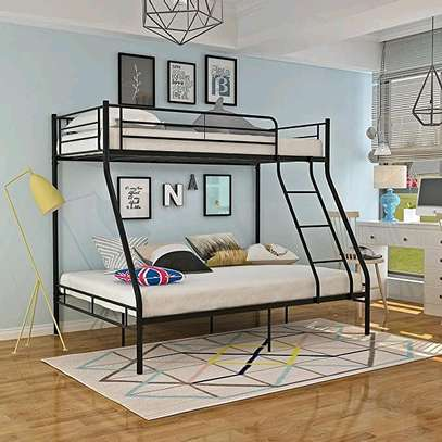 Double deck bed (Kitanda Cha ngazi)...,485,000/= image 2