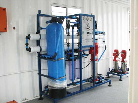 Water Treatment Machines / Water Purification System image 4