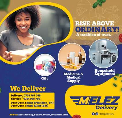 EXPRESS DELIVERY SERVICES image 2