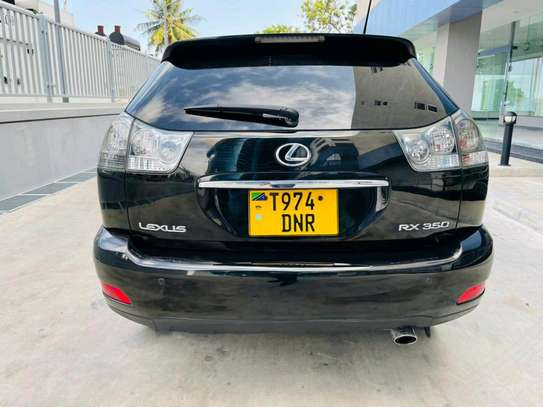 2008 Toyota Harrier image 8
