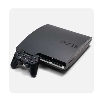 PS3 Game console with Pads