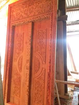 Zanzibar doors & carved furnitures image 14