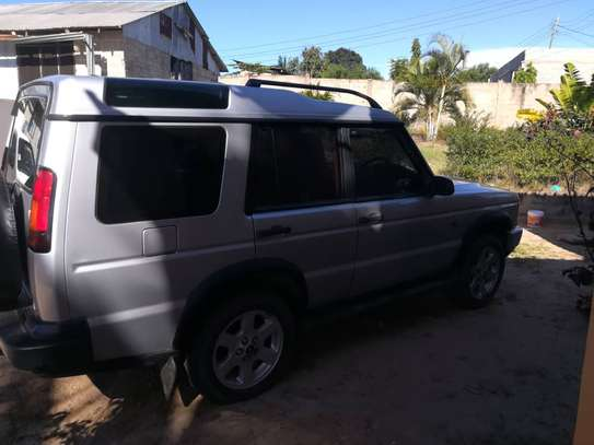 2002 Land Rover Discovery image 6