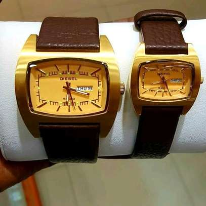 Disel easter couple watch