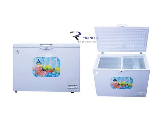 Delta Freezer Single Door Refrigerator 170L image 3