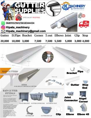 Gutters and Fittings