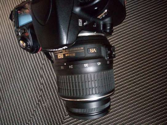 Special Picture Camera, Nikon D80