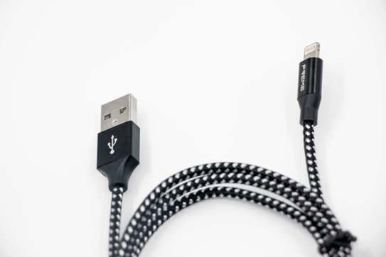 Nylon braided USB Cable image 2