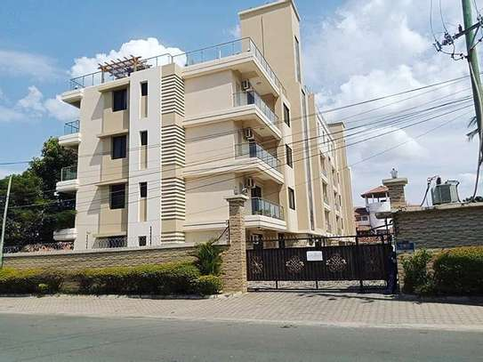 Fully Furnished Three Bedrooms Apartment House at Masaki