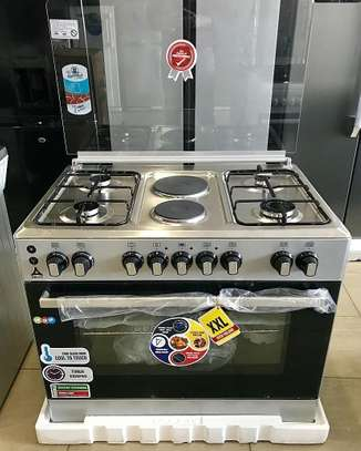 COOKER DELTA  WARRANTY  2YEARS