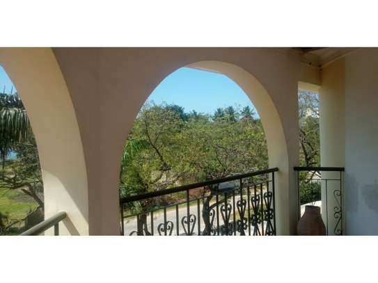 4 bed room town house for rent at msasani beach image 13