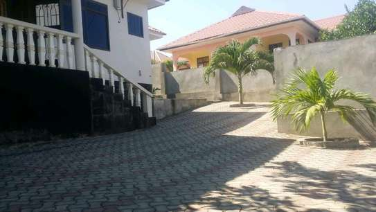 Kigamboni 2 Bedrooms Townhouse to Rent in a Safe Secure Compound image 1