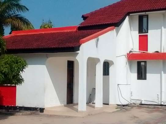 4 bed room house ideal for office for rent at mikocheni image 9
