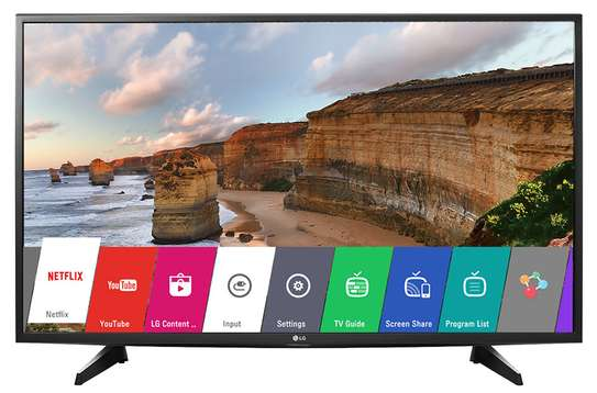 "43"" LG Smart TV image 1"