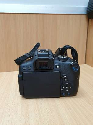 Canon EOS 750D, Digital SLR Camera with 18-55mm image 2