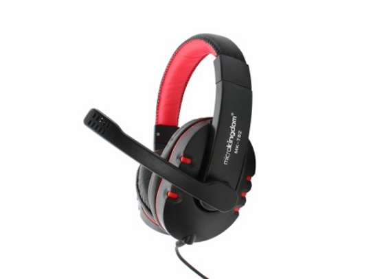Headphones microKingdom mk-782 black image 2