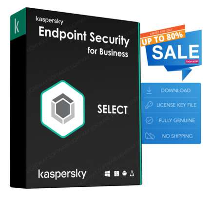 Kaspersky Endpoint Security for Business (20 Devices,1 Year)