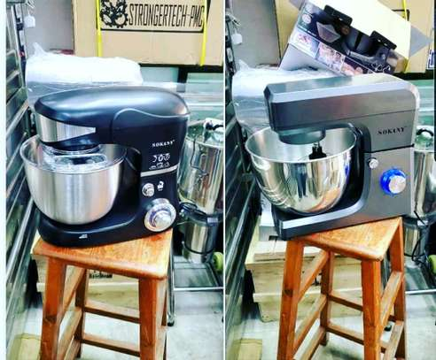 Sokany 5L Electric Food Stand Mixer...350,000/= image 1