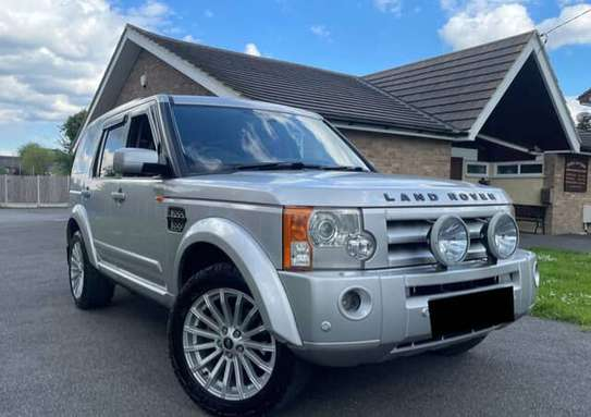 2004 Land Rover Discovery image 6