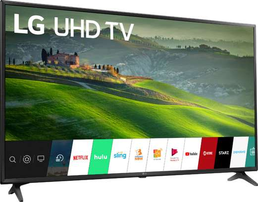 55 LG Smart  UHD  4K TV  - NETFLIX  YOUTUBE image 1