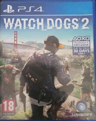 Watchdogs 2 PS4 Cd image 4