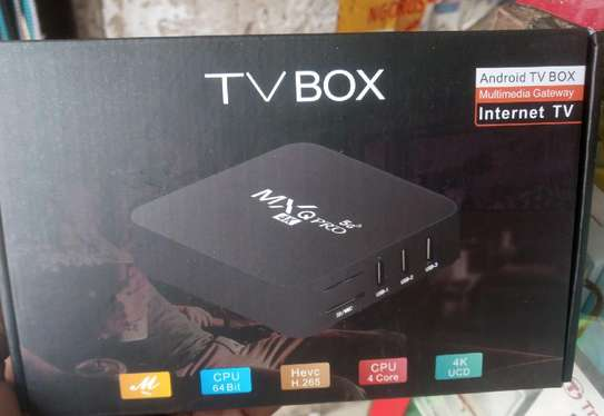 TV box Android  5G image 2