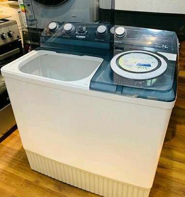 HISENSE WASHING MACHINE image 1