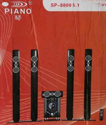 Sea Piano  SP-8800 5.1 Home Theater System....550,000/= image 1