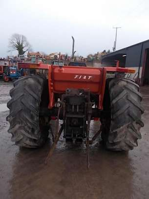 1995 Fiat 80 66 2WD TRACTOR image 4