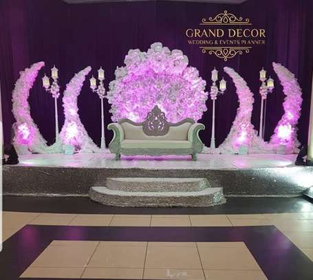 Grand Decor Wedding & Events Planner image 6