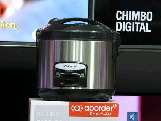 Aborder rice cooker image 1