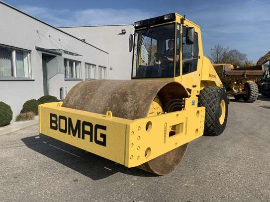2003 BOMAG Compactor BOMAG BW 219DH-3