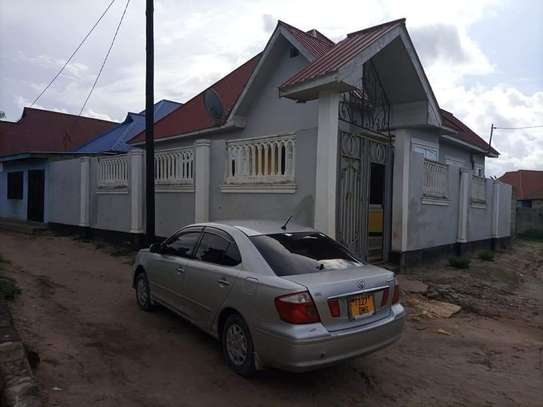 Cheap and nice house for sale in Mbagala Saku mwisho image 1