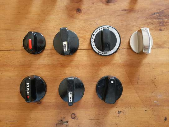 Gas Cooker Knobs image 1