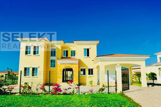 3/4 Bedroom Villas In A Compound At Kigamboni image 1