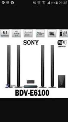 SONY SMART HOME THEATRE Blu-ray Home Cinema System with Bluetooth BDV-E6100 image 2