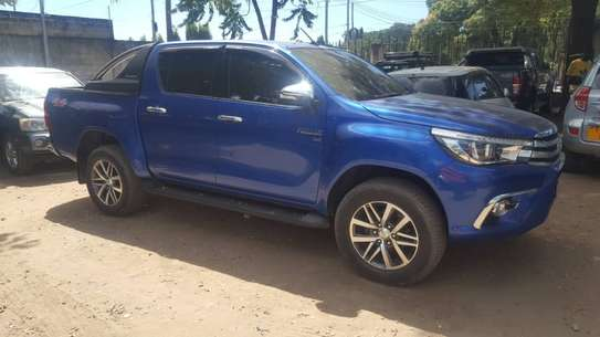 2018 Toyota Hilux Vigo Double Cabin Cheses Number image 1