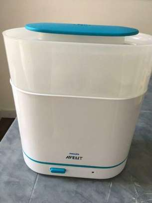 Barely used AVENT 3 IN 1 Electric bottler sterilizer