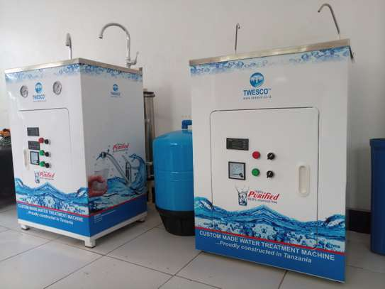 Water Treatment Machines / Water Purification System image 2
