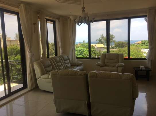 Stunning Penthouse  with Sea view  Gym   Swimming pool for rent in Masaki image 5