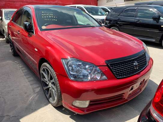 2006 Toyota Crown Athlete