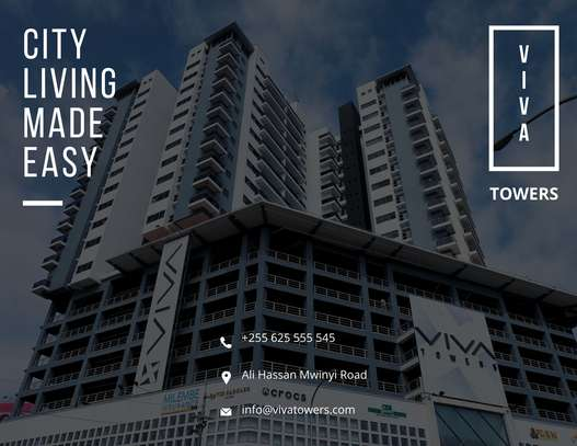 VIVA Towers Luxury Apartments To Let