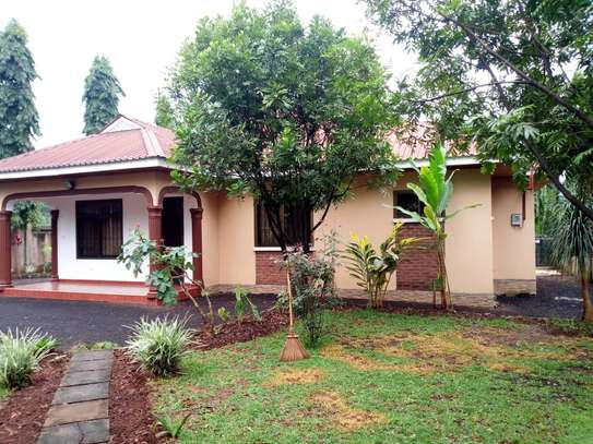 3 Bdrm House in Moshi , full furnished image 4