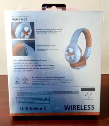 JBL Wireless Original Headphone Extra Bass image 2